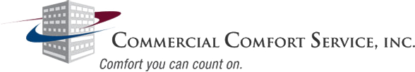 Commercial Comfort Service logo
